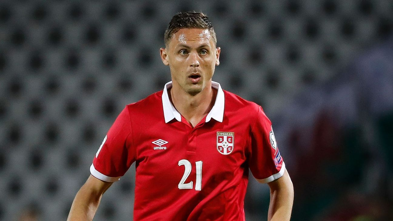 Image result for Nemanja Matic - serbia