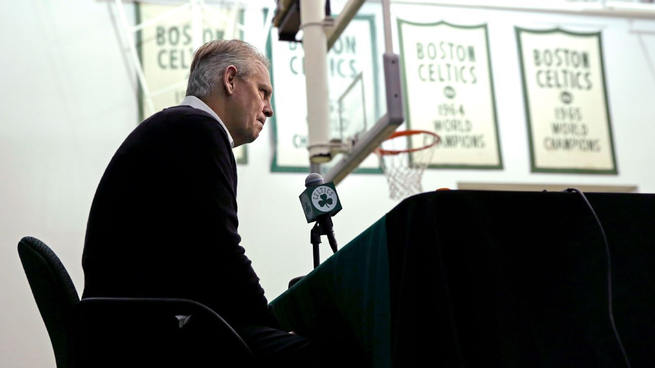 Boston is waiting for a summer splash; will Danny Ainge deliver?