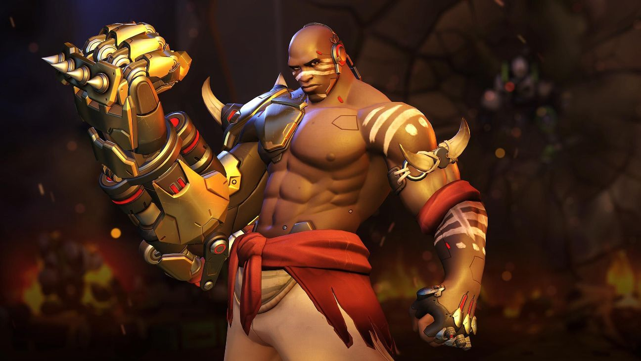 Doomfist first impressions from Seagull, spazzo and CrusaDe