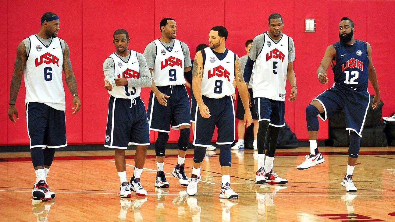 NBA: How Dream Teams led to superteams