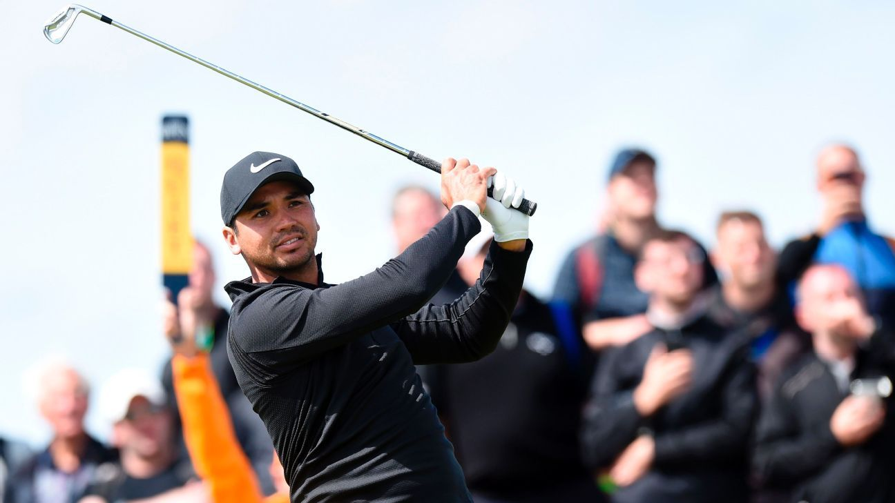 Turning of the tide for Jason Day?