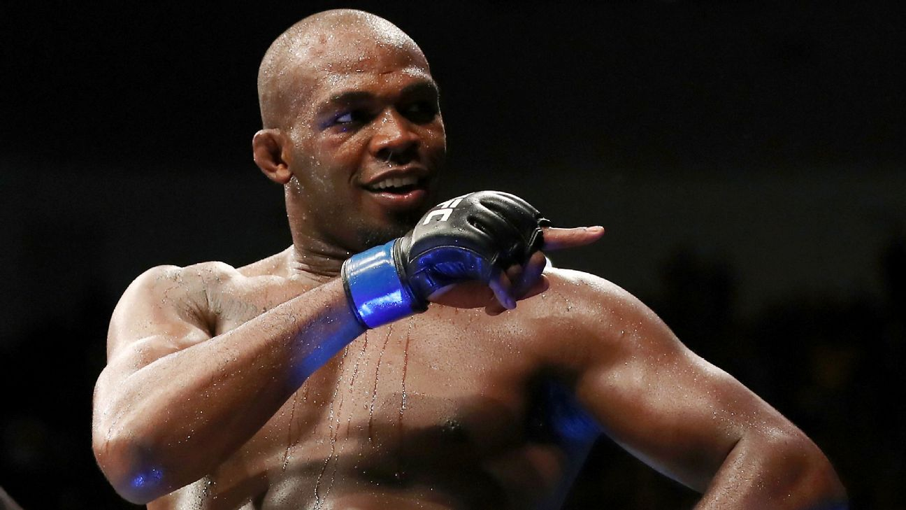 Jon Jones failed drug test at UFC 214, UFC president Dana White says