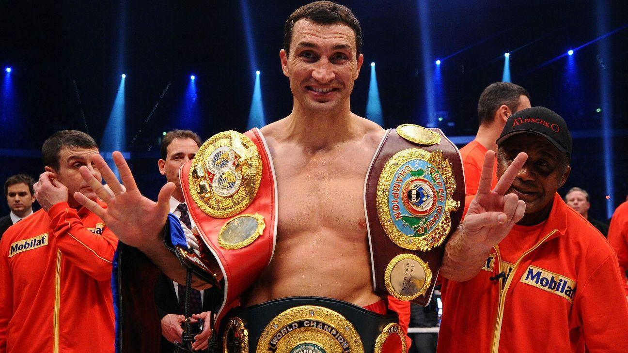 Wladimir Klitschko retires from boxing won't fight Anthony Joshua in rematch