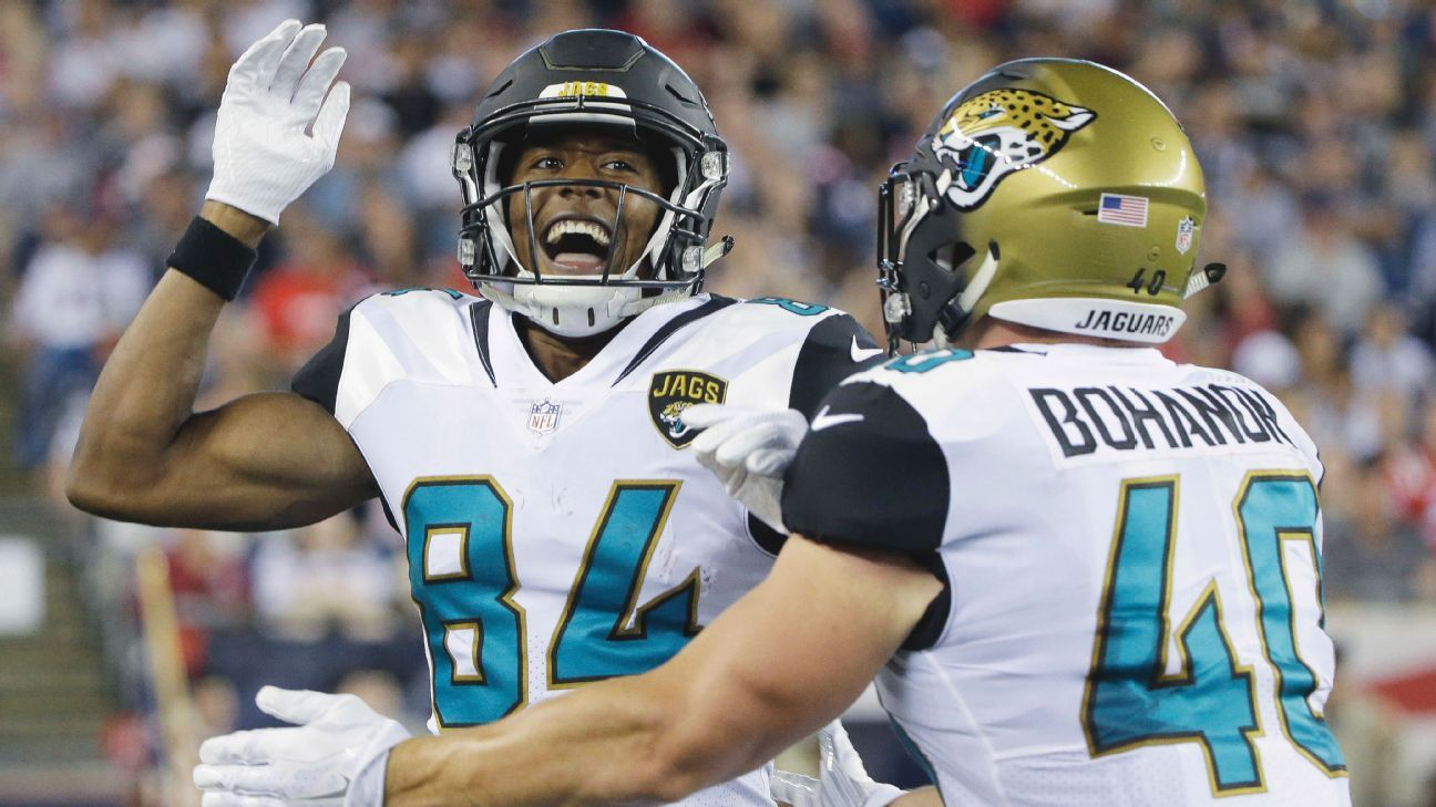 Keelan Cole week seven rookie review