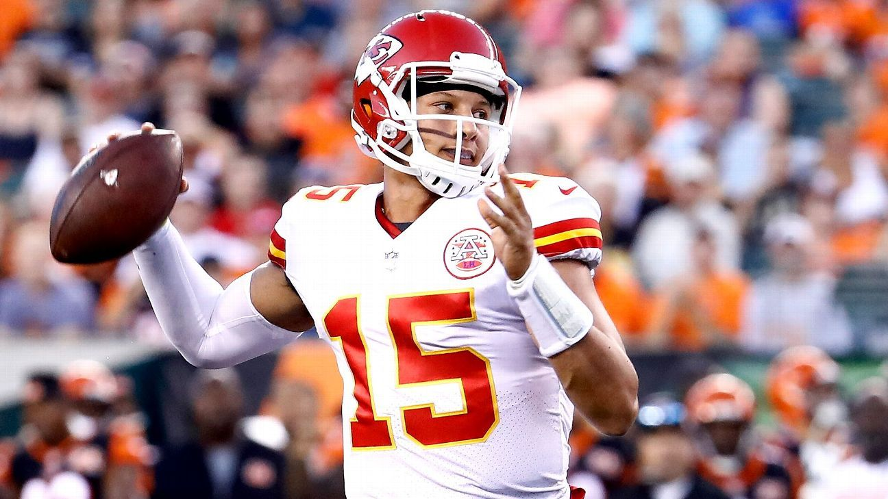 Patrick Mahomes Ii Has Another Big Game For Kansas City