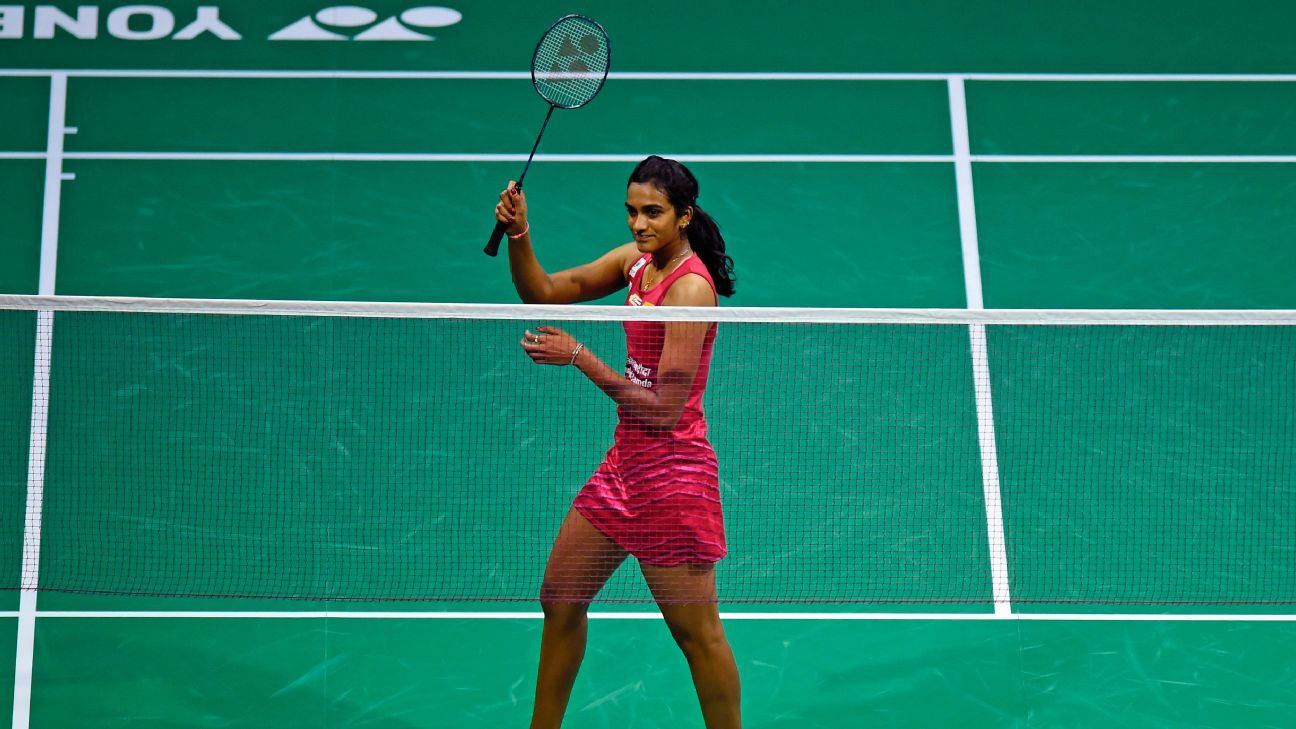 PV Sindhu reaches Badminton World Championships final