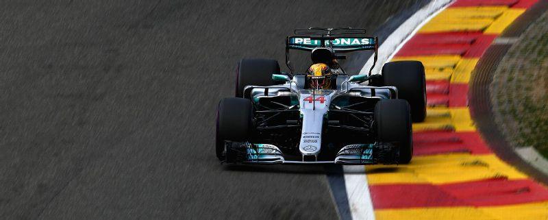 Gran Premio de Bélgica – Crónica