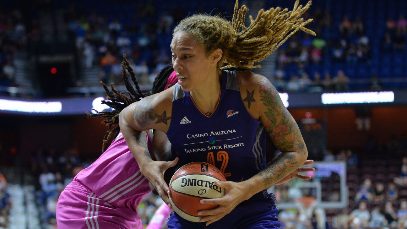 Dallas Wings, Phoenix Mercury are the favorites in the first round ...