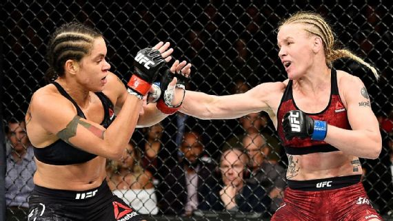 UFC 215: Amanda Nunes and Valentina Shevchenko Carry the Card