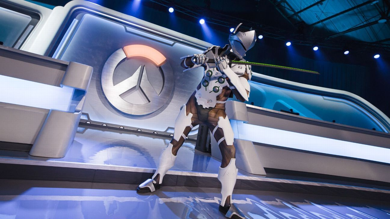Blizzard locks in two more $20 million Overwatch League spots