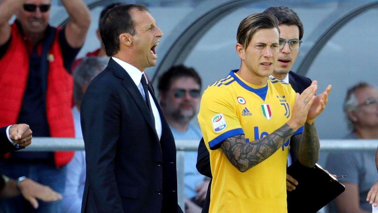 Inexperienced Federico Bernardeschi may Juventus chance vs