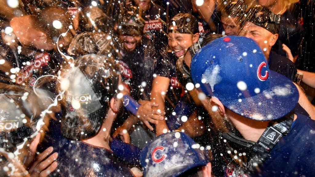 Cubs groove to a now-familiar jam: Earning an October return