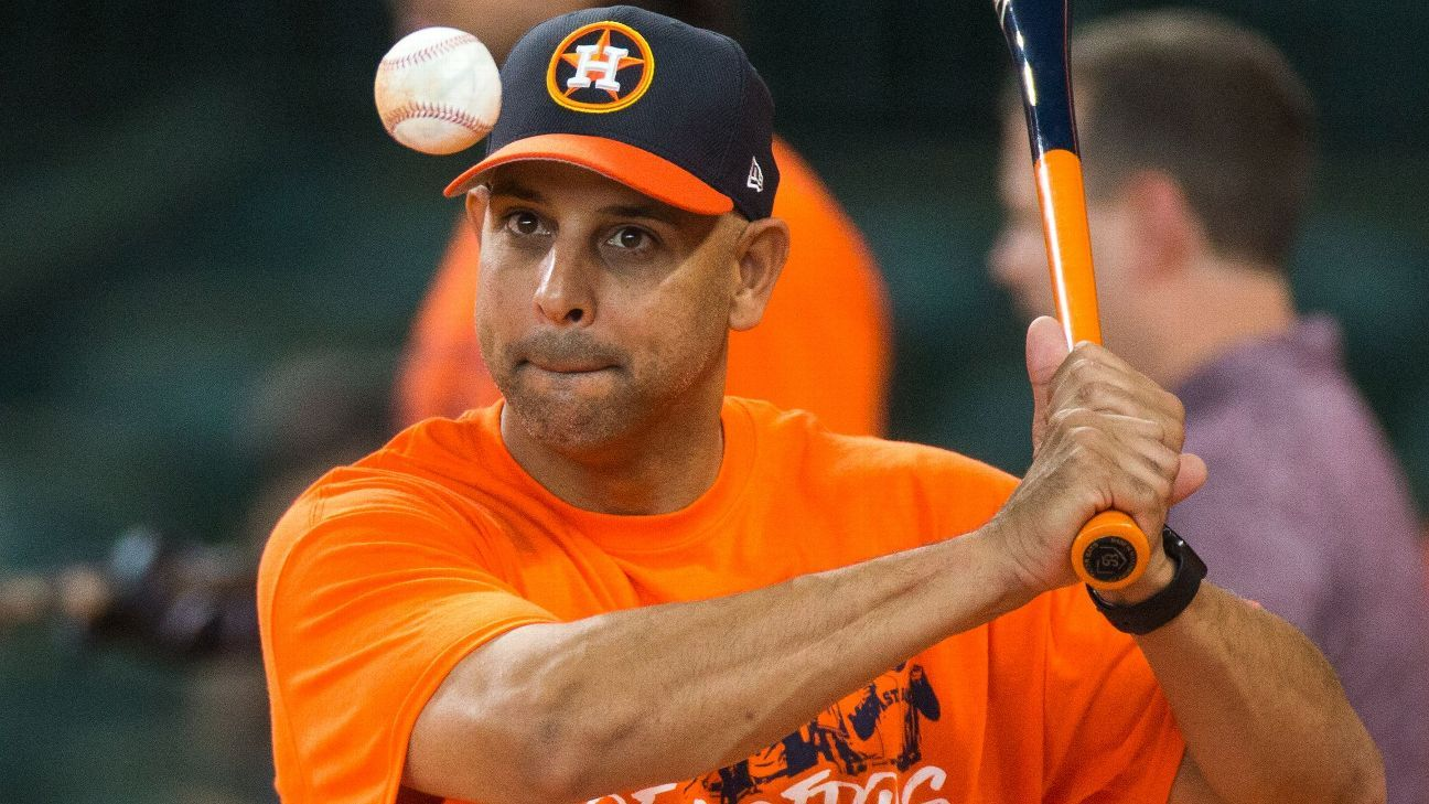 Boston Red Sox tab Alex Cora 47th manager in club history