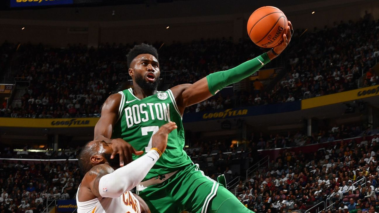 Boston Celtics Abdel Nader >> Despite Gordon Hayward, Boston Celtics show that all is not lost - Boston Celtics Blog- ESPN
