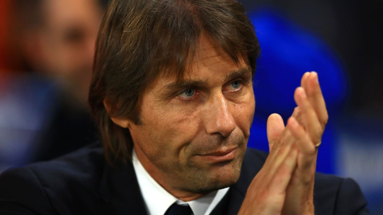 Antonio Conte sack talk at Chelsea defies belief - Eddie Howe
