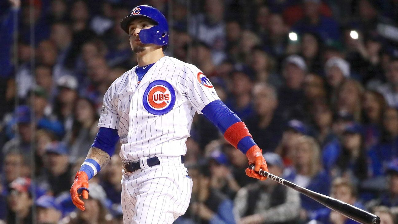 If only for a night, Cubs' swagger is back as Chicago avoids NLCS sweep