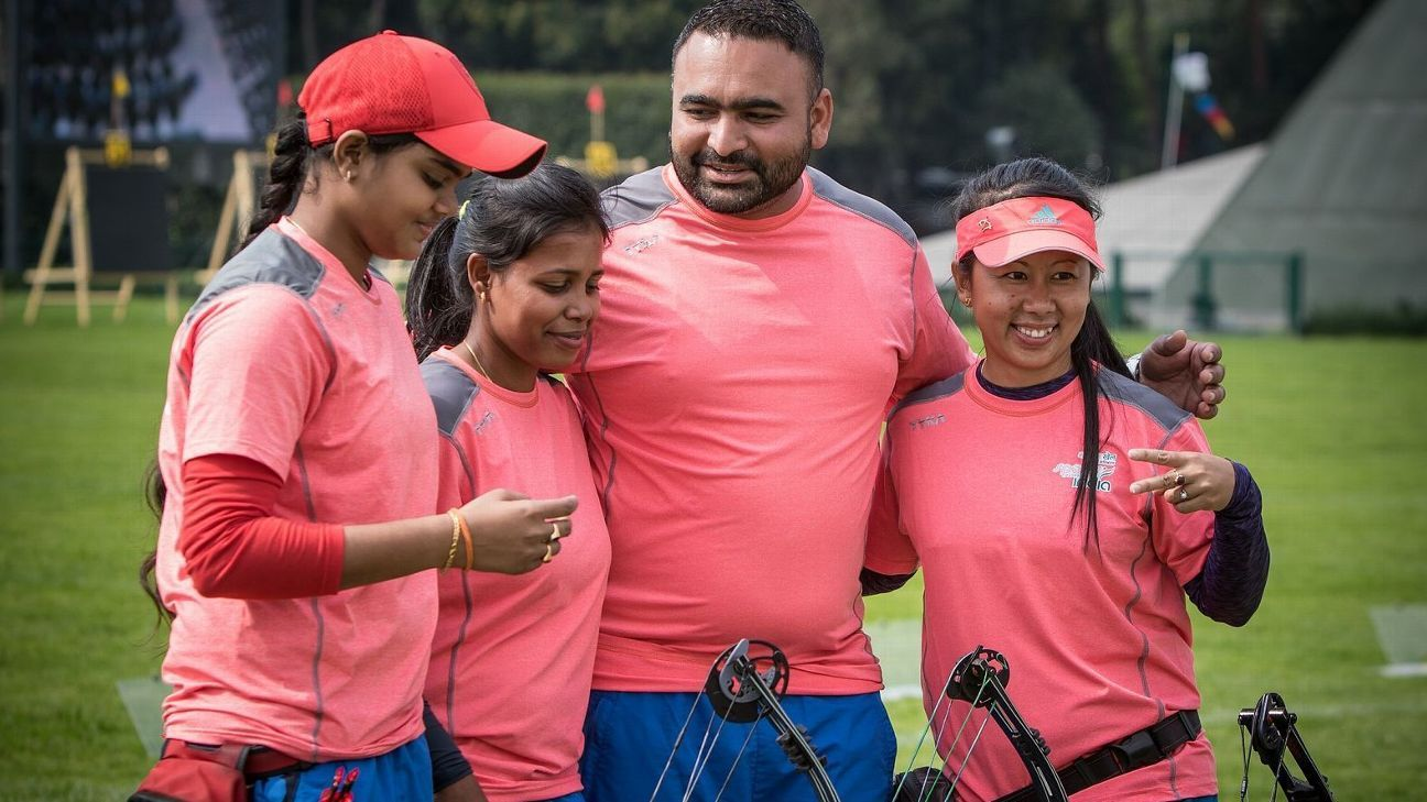 Indian women win compound team silver at Archery World Championships