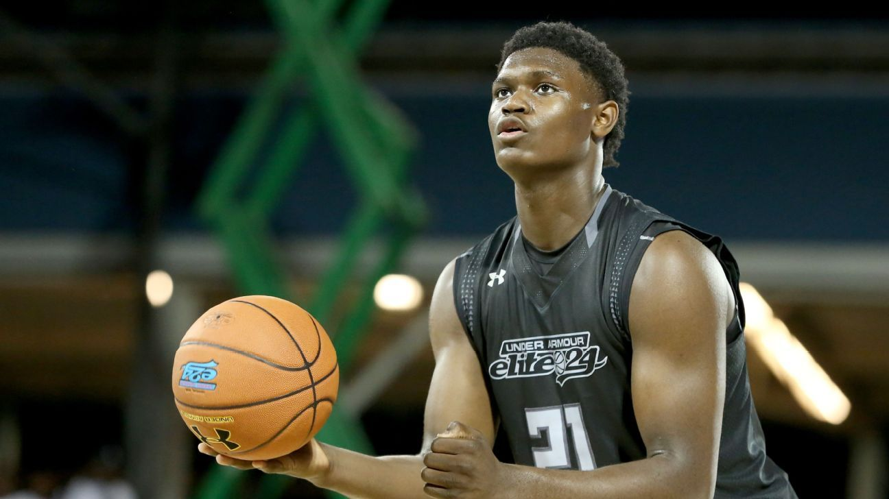 Five-star Zion Williamson previews his commitment
