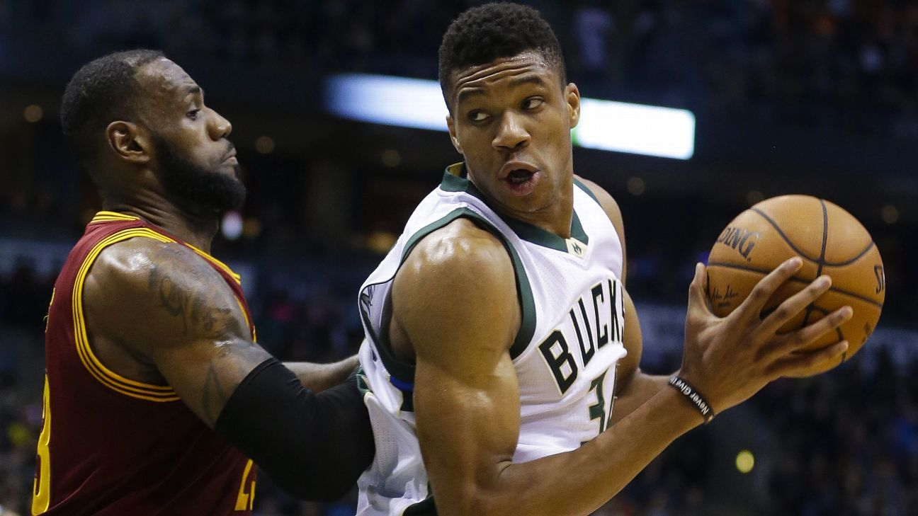 What does Giannis look like as an NBA superstar?