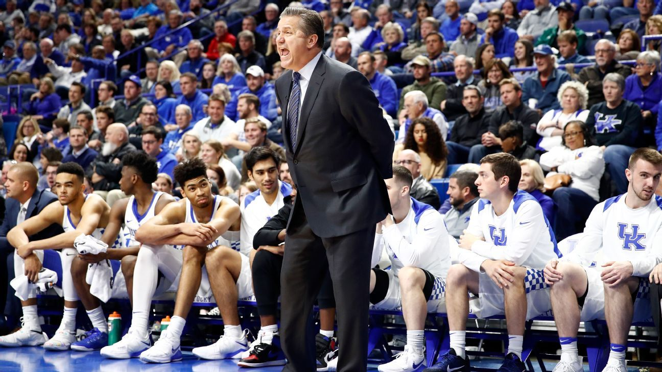 Where's the hype for this year's Kentucky Wildcats?