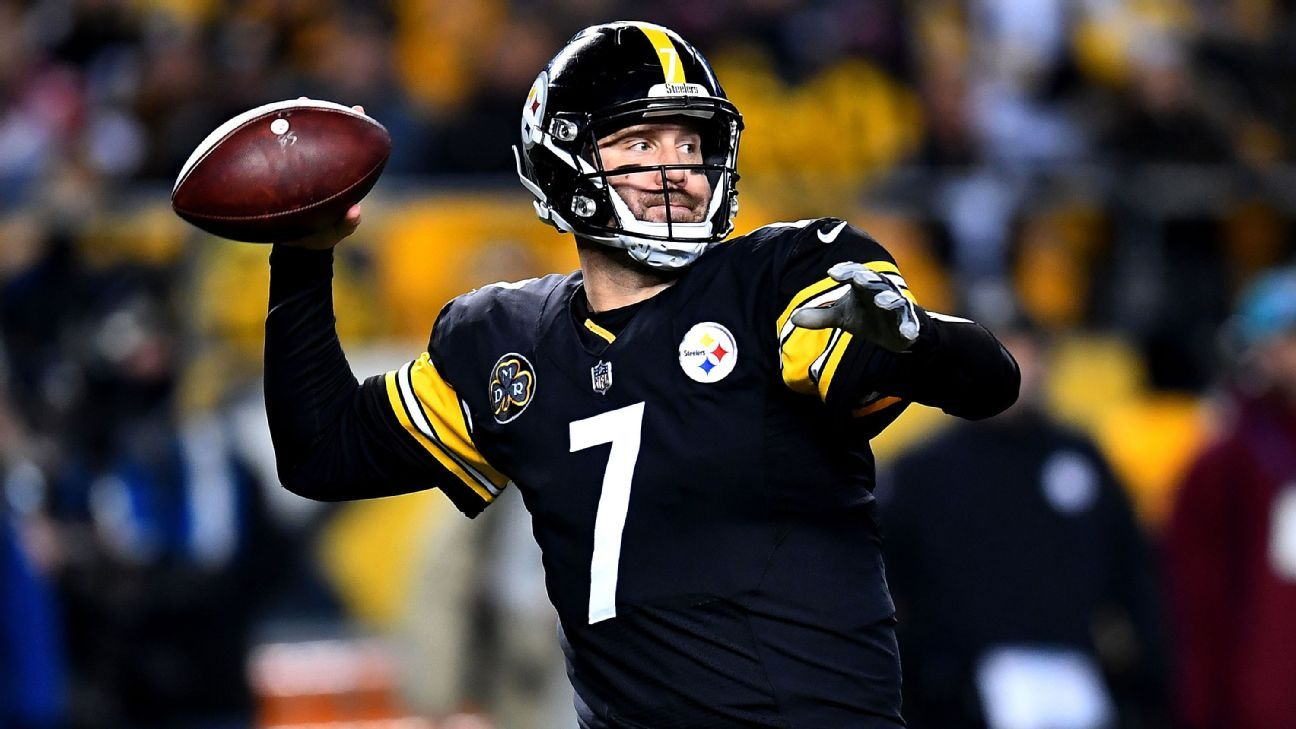 Ben Roethlisberger S Commitment Gives The Steelers Draft Flexibility Pittsburgh Steelers Blog