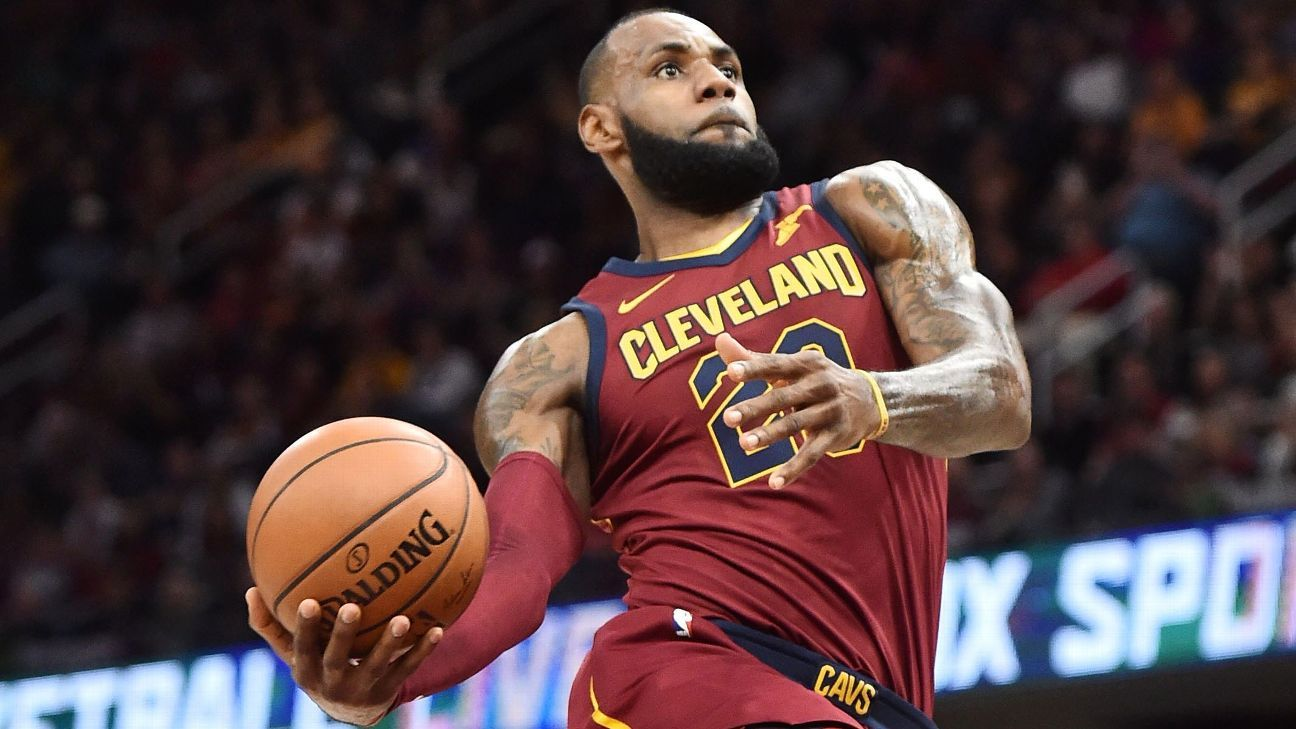 Lebron James Cleveland Cavaliers Gets Request From