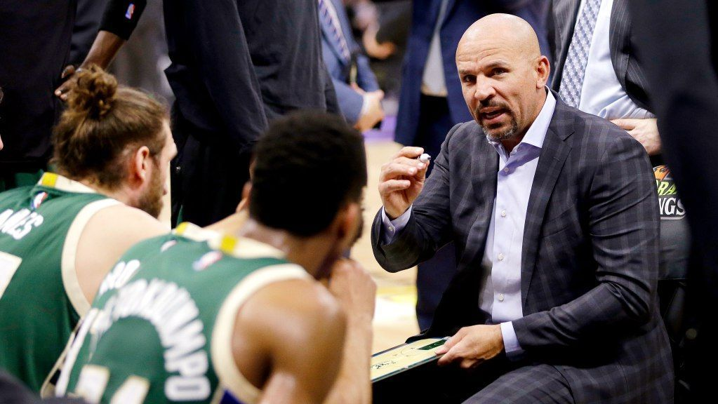 Giannis Antetokounmpo offered to intervene before Milwaukee Bucks fired Jason Kidd