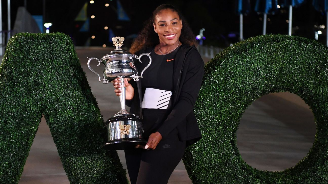 Serena Williams 'very likely' to defend her Australian Open title, says tournament director