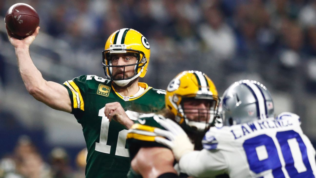 Green Bay Packers' Aaron Rodgers looking to run the table? - Green Bay Packers Blog- ESPN
