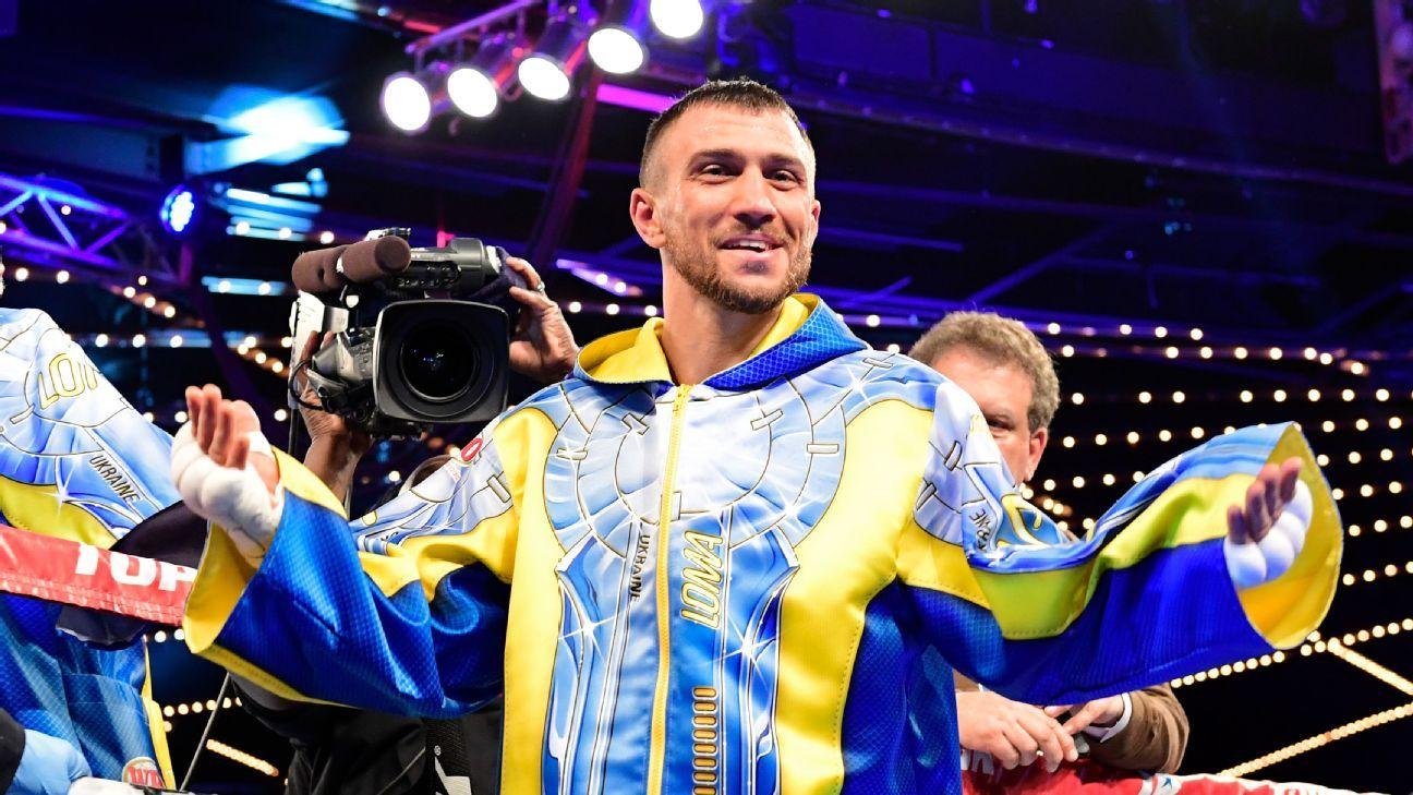 How to watch Lomachenko vs. Pedraza on ESPN