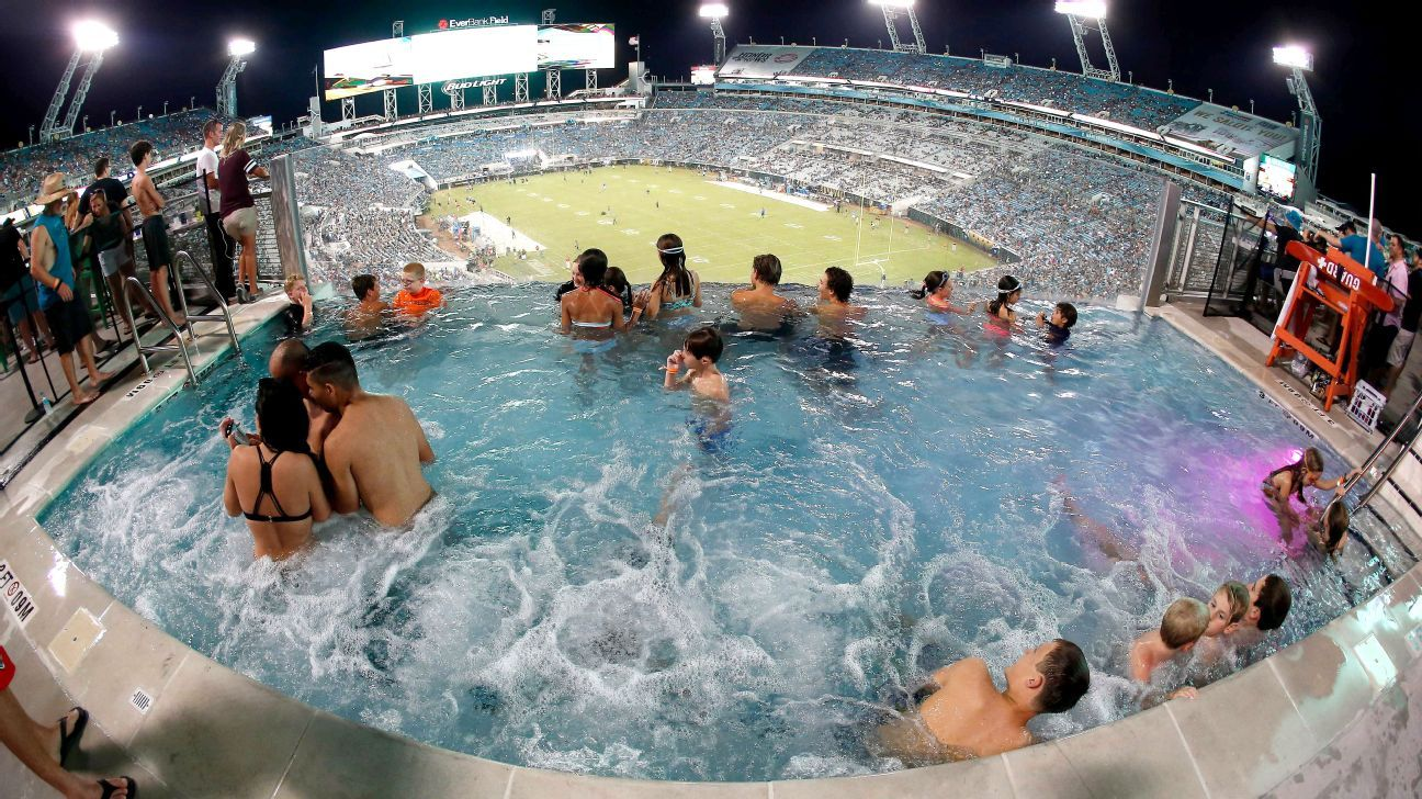 From Duval To Pools To Mayo What To Know About Jags Fan