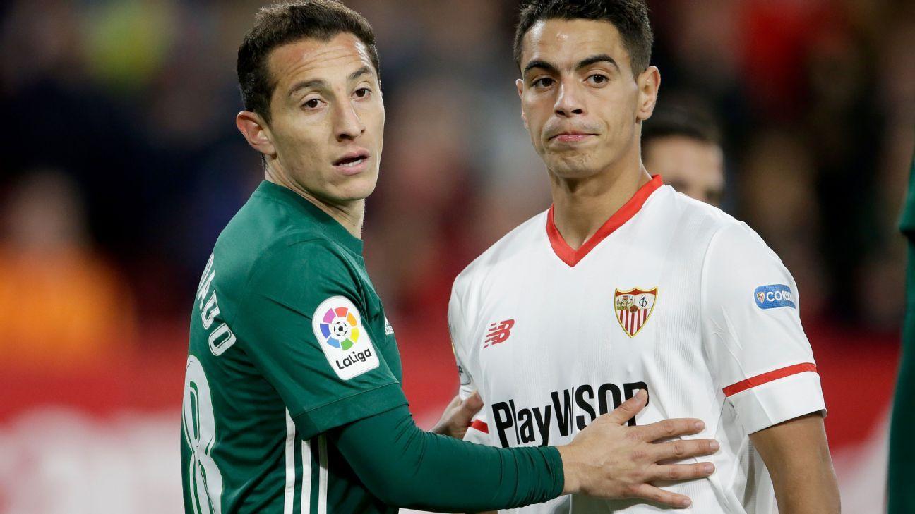 Sevilla FC vs. Real Betis - Reporte del Partido - 6 enero, 2018 - ESPN