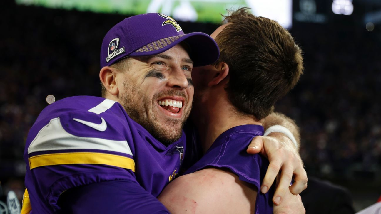 Vikings still in shock day after stunning victory