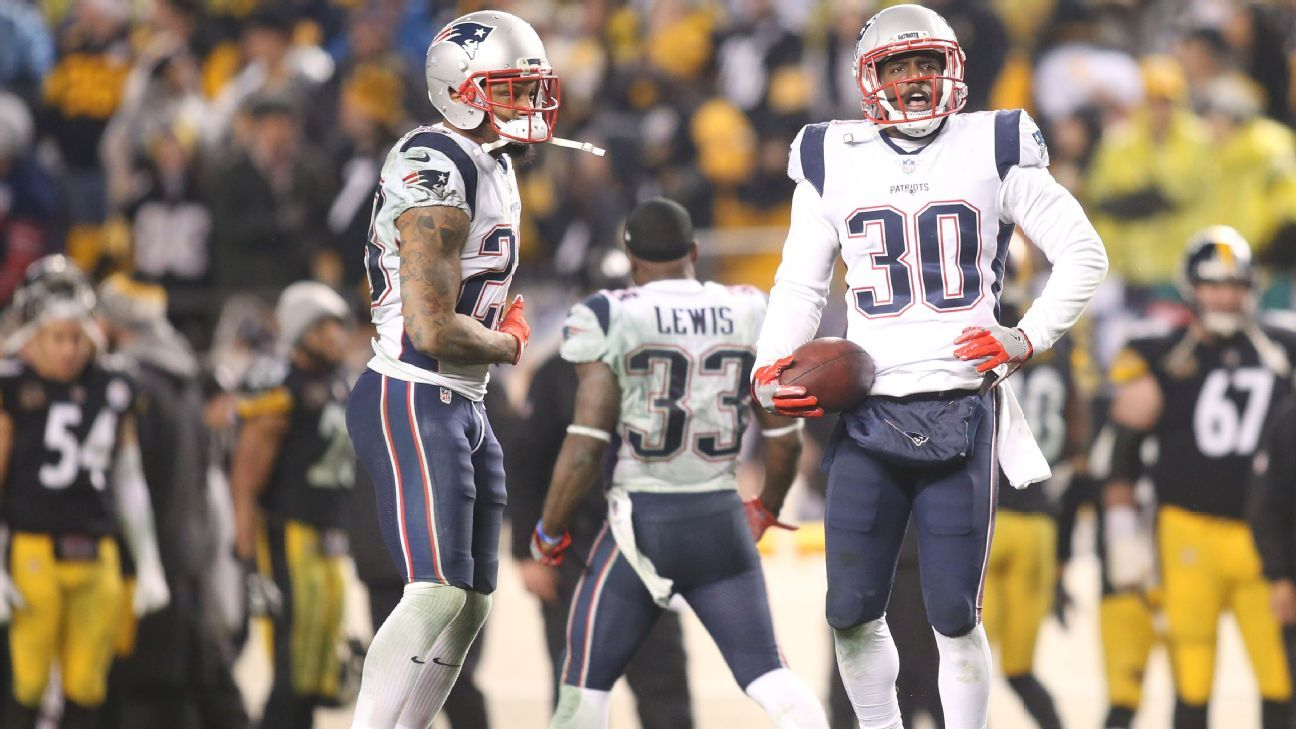 Duron Harmon: Steelers' loss shows importance of respecting opponent