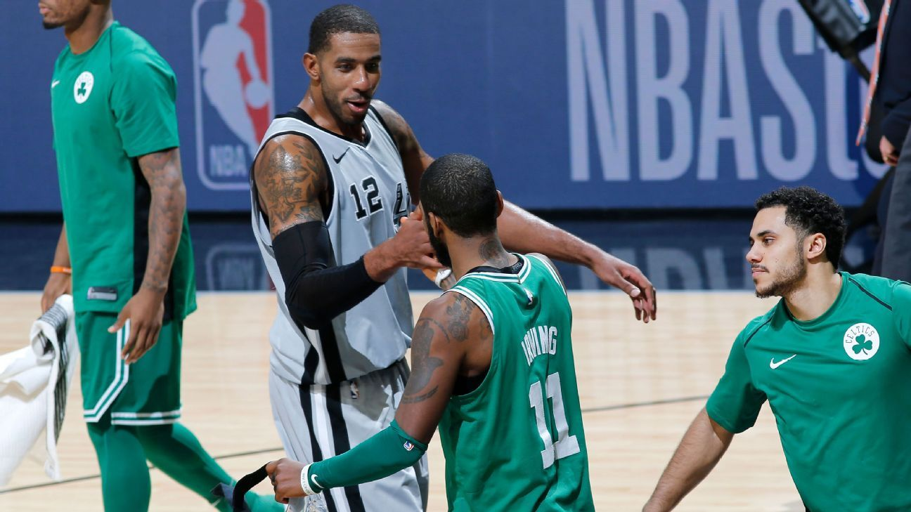 How Cavs, Spurs handled trade demands by stars is worlds apart