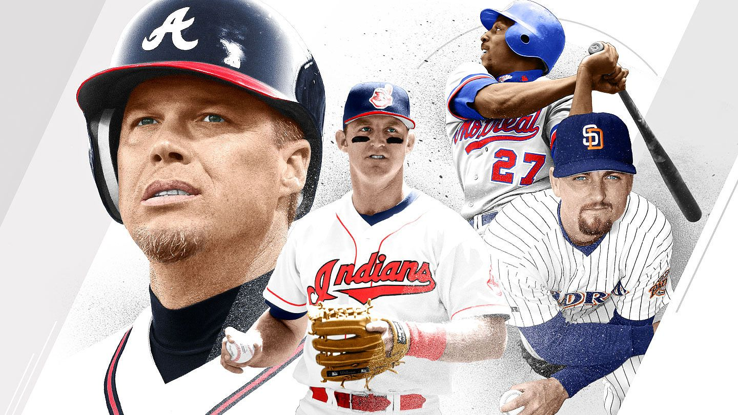 Baseball Hall Of Fame Chipper Jones Jim Thome Vladimir Guerrero And Trevor Hoffman Get Cooperstown Nod