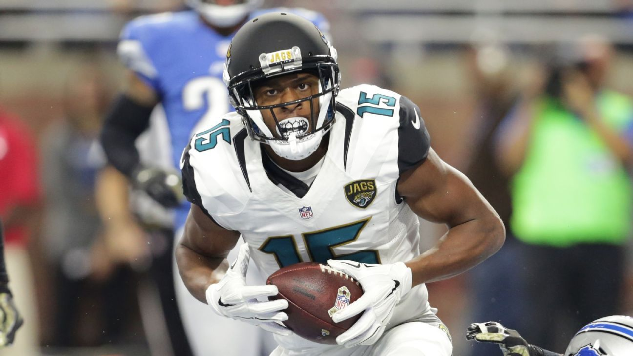 2018 NFL free agency Allen Robinson intends to sign with Chicago Bears
