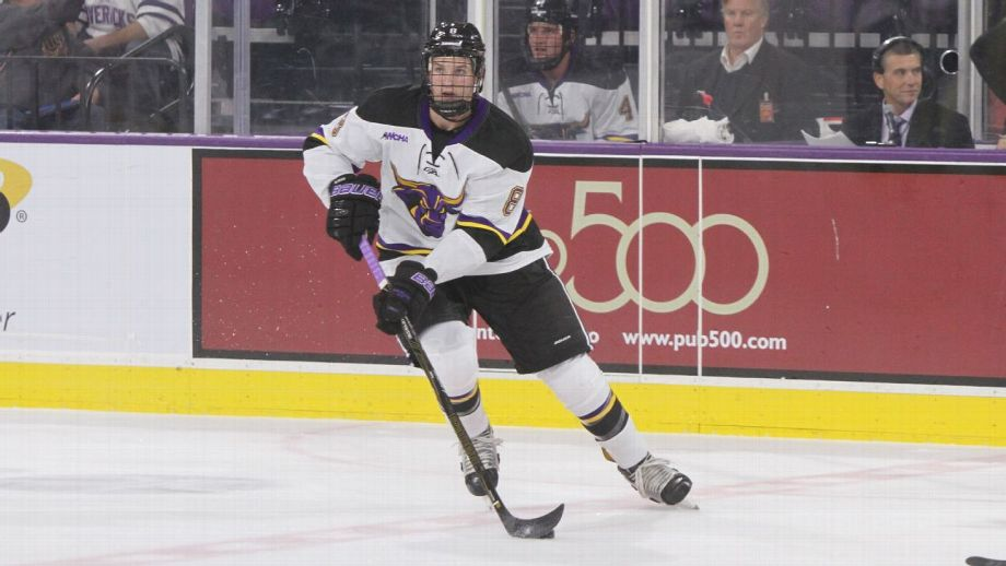 College Free Agents Who Could Make An NHL Impact
