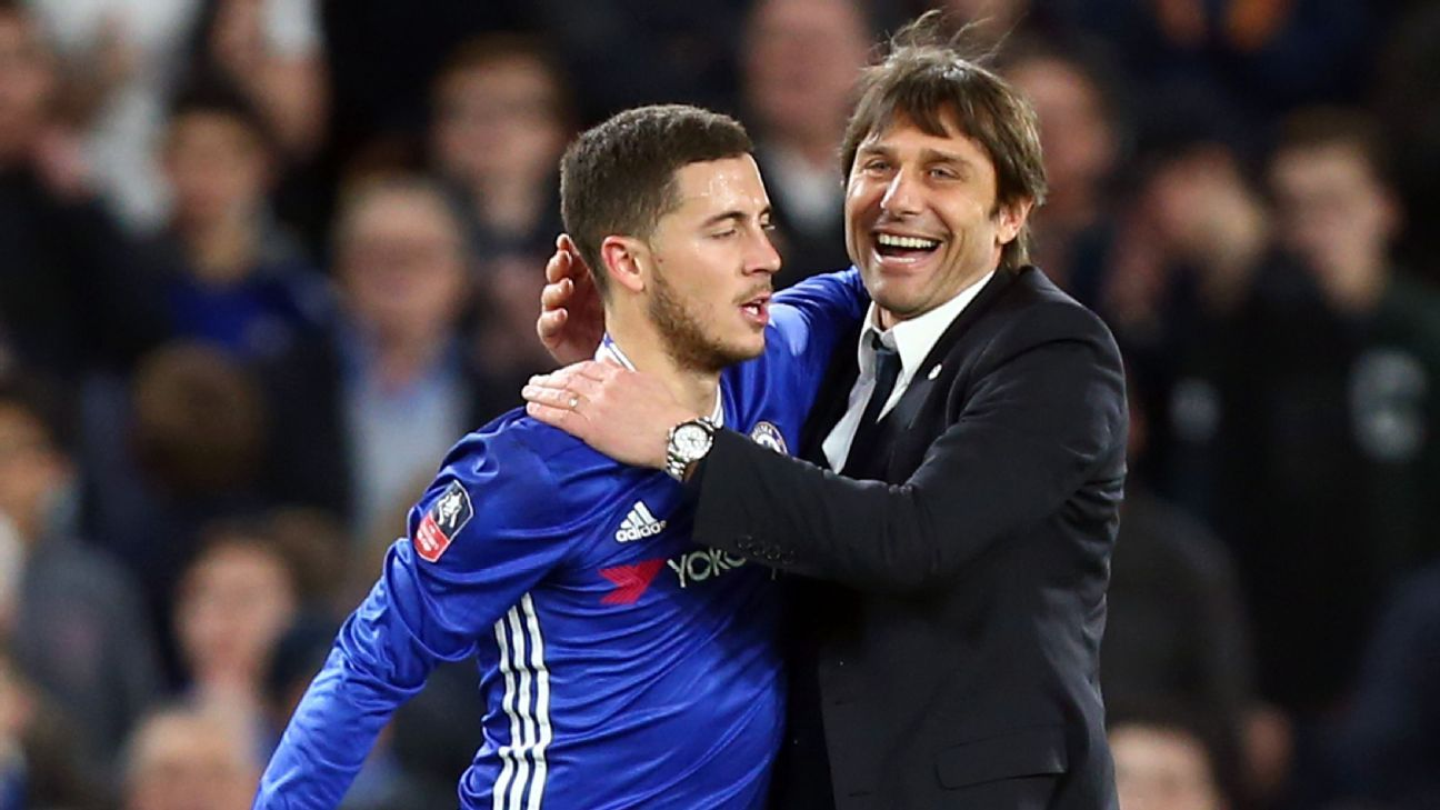 Hazard: 'I want to know' who'll manage Chelsea
