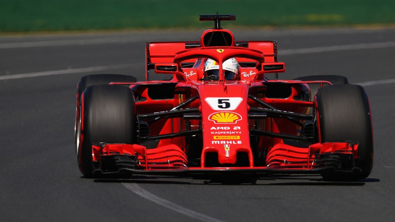 vettel names his 2018 ferrari f1 car 39 loria 39. Black Bedroom Furniture Sets. Home Design Ideas