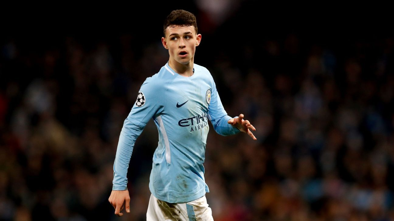 Foden can step in for KDB if needed - Walker