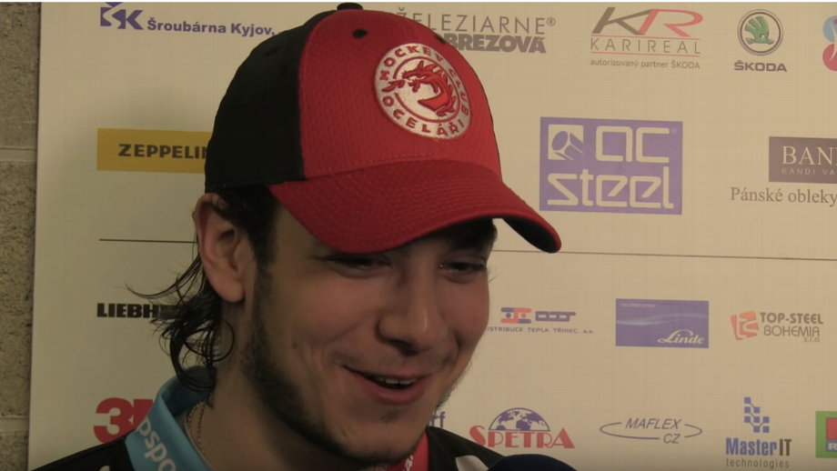 KHL: David Cienciala, Fourth-liner, Is The Best Hockey Player In The World Of The Week
