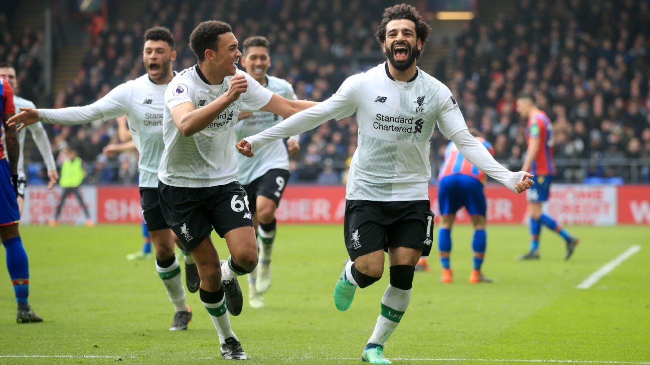 Mohamed Salah Saves Liverpool After Slack Defence Struggle