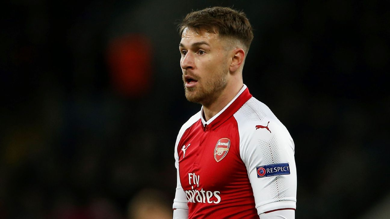 Ramsey's Arsenal contract talks collapse - source