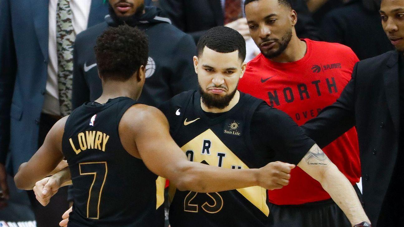 Toronto Raptors close out series against Washington Wizards trusting depth  (6.39/17)