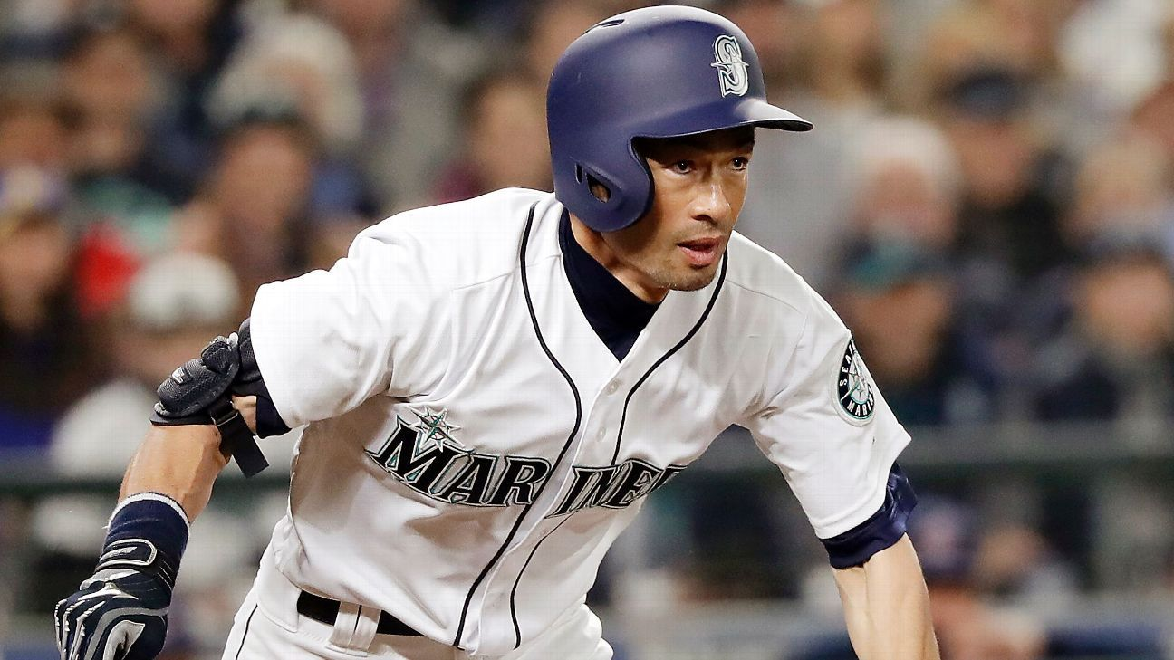 Mariners' Ichiro Suzuki to enter front-office role for rest of '18 season