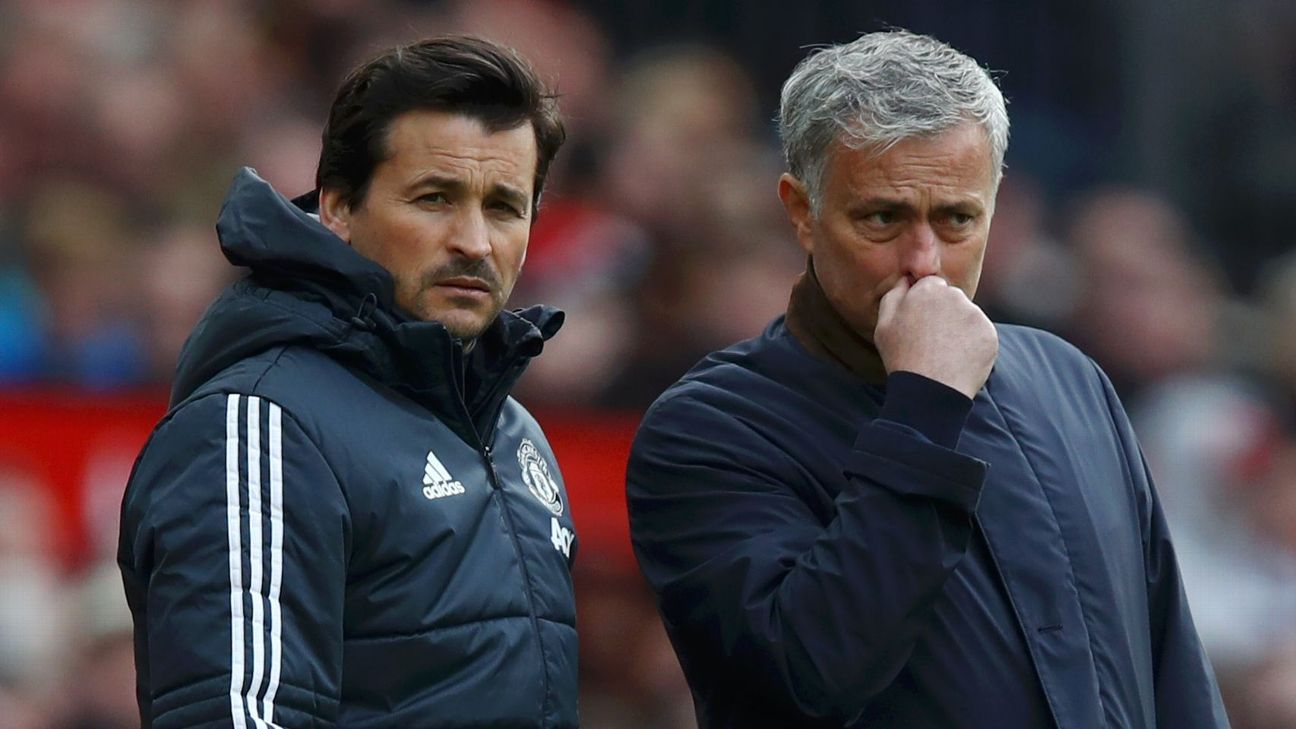 Mourinho: New assistant 'linked to another club'