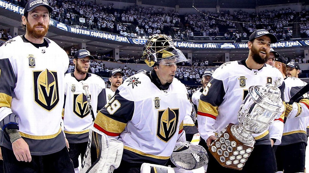 Vegas' success wasn't rigged: Here's how the Knights were built