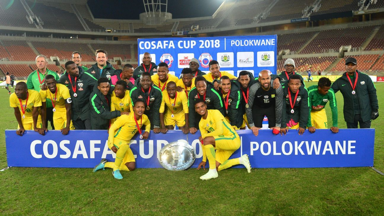 World Cup shows how far Bafana Bafana have fallen