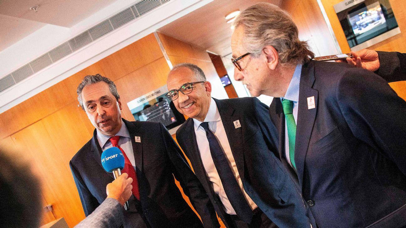 2026 World Cup vote: Politics out of United Bid's control - US's Cordeiro